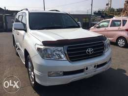 for sale toyota land cruiser with SUNROOF ZX g 2011 model fully loaded
