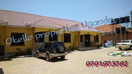 World class 2 bedroom house in kyaliwajara at 600k