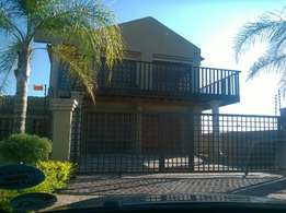 Double storey house available for rental in emdor park
