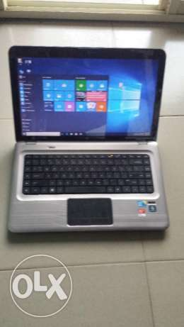 A very clean HP pavilion dv6 Intel laptop for sale Ifo - image 1
