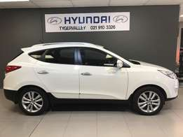 2013 I X 35 A/T low kms