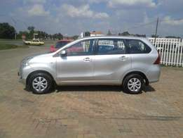 2016 Toyota Avanza 1.5Sx Automatic For Sale R210000 Is Available.