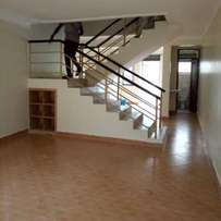two bedroom double storied house for rent in kisasi at 600k