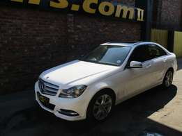 2013 Mercedes Benz C180 BE Avantgarde A/T