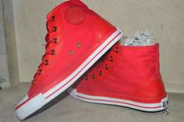 Leather Converse original shoes