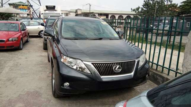 Clean Tin Can Cleared 2010 Lexus RX 350 With Full Factory Options. Lekki - image 2