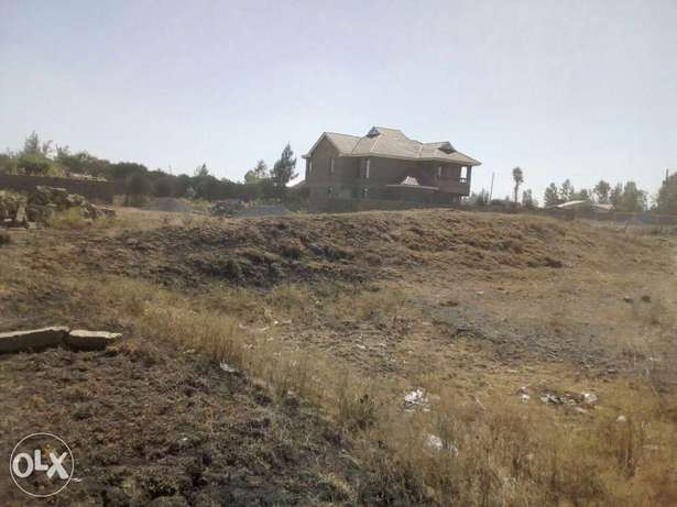 50x100 plot for sale in kiserian town behind mosque Kiserian - image 1