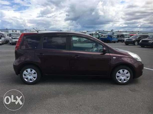Fully Loaded Nissan Note KCN 2010 ModelJust Arrived With Keyless Entry Nairobi CBD - image 3