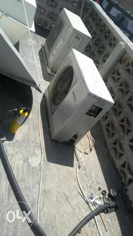 Home AC maintenance in a good price