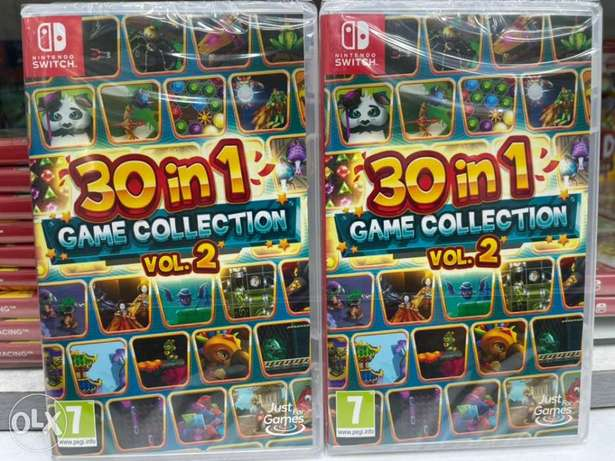 30 in 1 Game Collection Vol 2 Nintendo Switch (New Arrival!)
