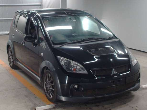 Mitsubishi Colt RalliArt 2010 model Manual Tuned and very powerfull! Mombasa Island - image 1