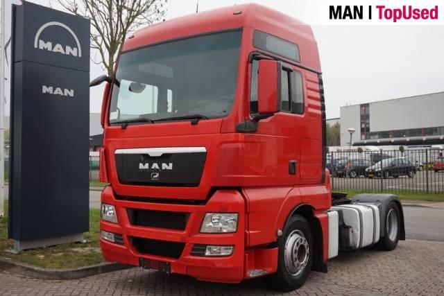 MAN TGX 18.440 4X2 BLS - 2012