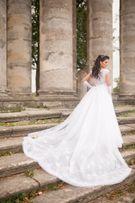 9735a791800ff5 Дизайнерське Шикарне плаття від Оксани Мухи