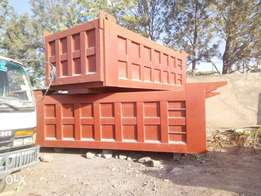 Tipping trailers for for quick sale...price slightly negotiable.welcom