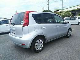 2011 KCN...Nissan Note 1500cc with Reverse Camera 690k Only!!