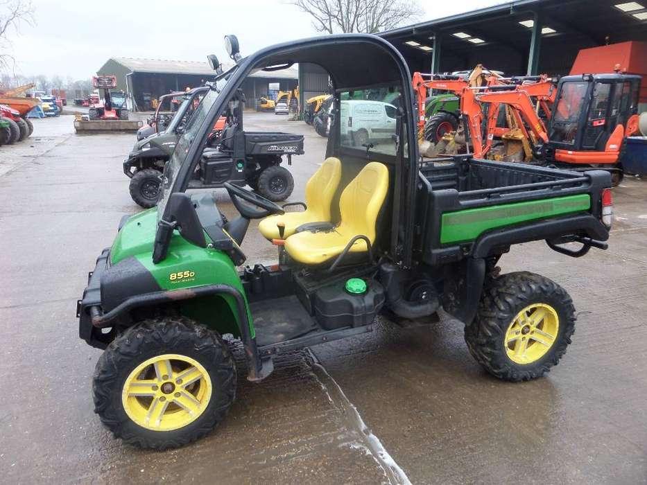 John Deere 855 D - 2015 for sale   Tradus