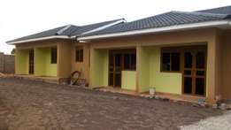 Double Room self continued house for rent Najjera