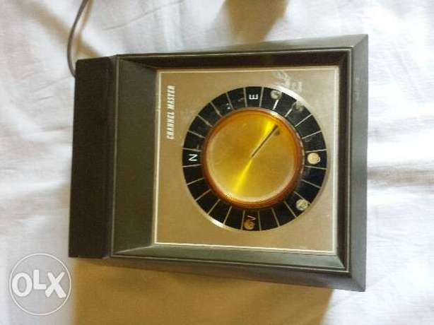 Vintage Channel Master Antenna Rotator