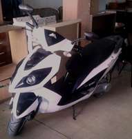 Scooter 125cc 2014