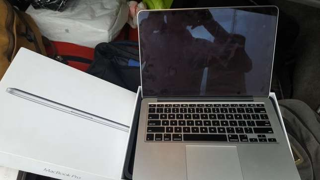 Extra mint Yankee used 256gb 8gb MacBook pro 2015 for sale for low prc Ibadan Central - image 1