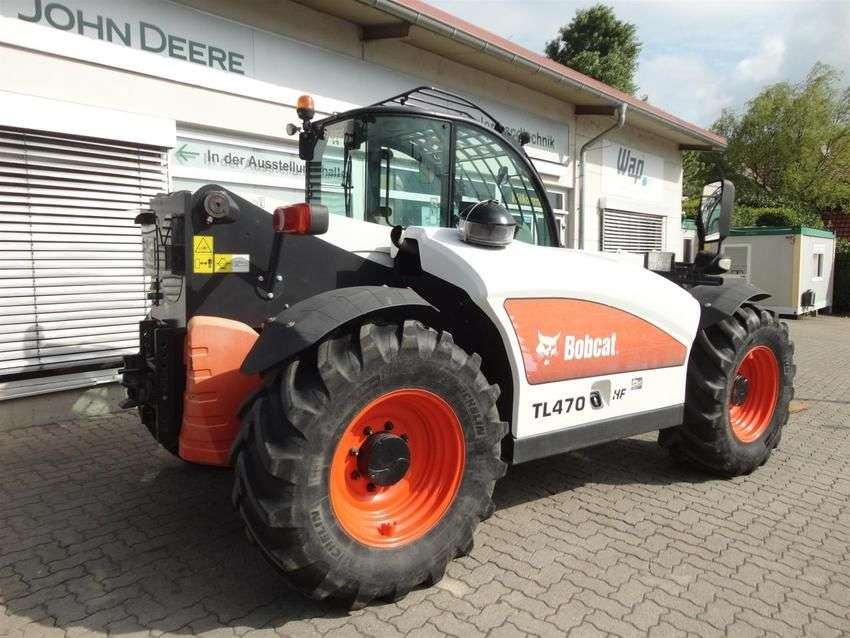 Bobcat tl 470 hf - 2012 - image 3
