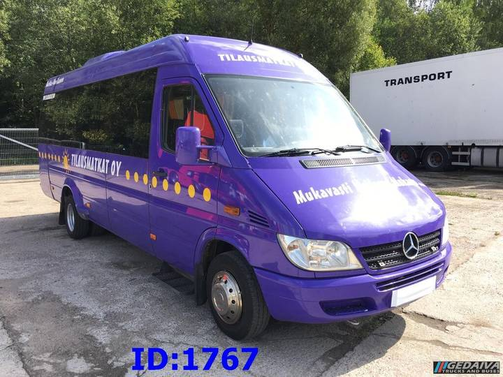 Mercedes-Benz Sprinter 413 VIP XXL - 2005