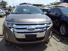 Toks 2012 Ford edge SEL. very OK