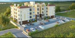 2 bedroomed apartments for sale in Naalya at 168M only