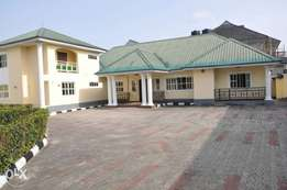 Luxury 6bdrum duplex with bq off peter Odili rd