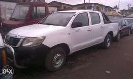 Buy and drive a very clean hilux