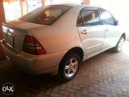 Clean toyota Nze for sale
