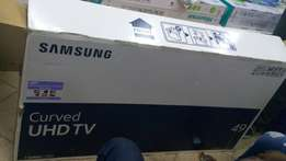 Brand new 49 inch Samsung 4k smart tv at 74000