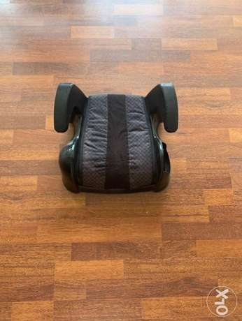 Car seat 7 years plus ( booster )