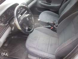 1999 Peugeot 406 Silver Coloured