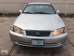 Very clean Toyota Camry 2001 model.