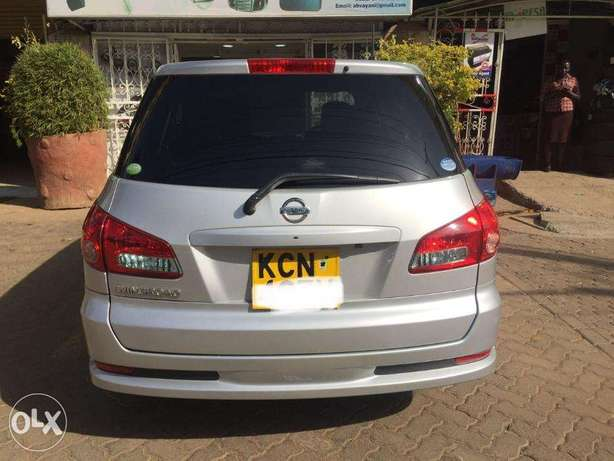 Wingraod 2010 KCN/X 1800CC Keyless Entry Silver Parklands - image 3