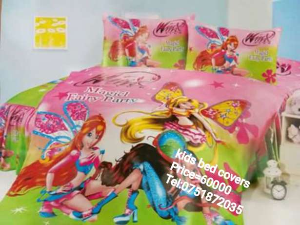 Kids cartoon bed covers Kampala - image 2