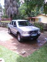 Ford Ranger 2.5 XLT Double cab