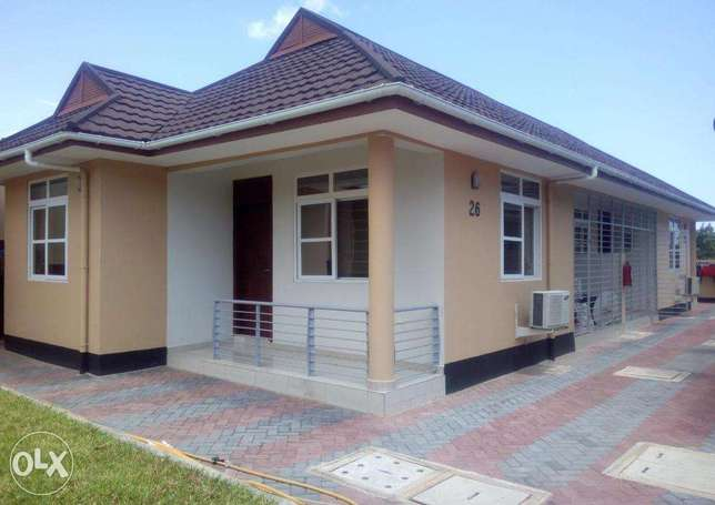 2 Bedrooms Furnished Apartment,, at Mbezi Beach Ilala - image 1