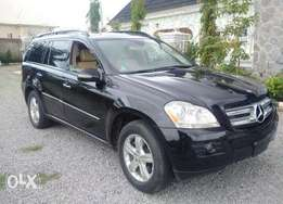 Extremely Clean 2008 Mercedes Benz GL450