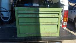 3 draw steel toolbox