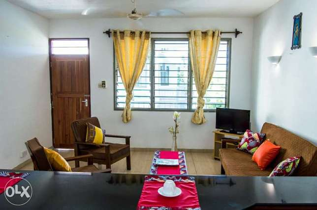 1br fully furnished modern apartment for Rent in Nyali Nyali - image 4