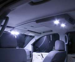Roof/Door/Boot LED bulbs:For Landrover,toyota,subaru,honda,vw: 850 ksh