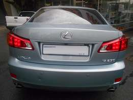 Lexus Is250 Sun Roof 2009 Sedan V6 Engine 120,000 km Automatic Gear