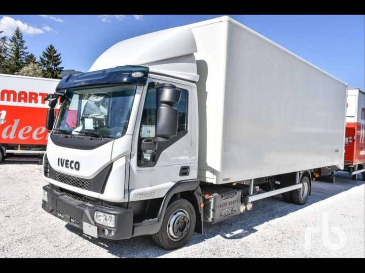 Iveco EUROCARGO MLC80 4x2 - 2018