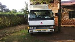 Mitsubishi Canter With 4D32 Engine