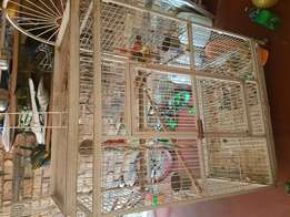 Large bird cage normally R6500