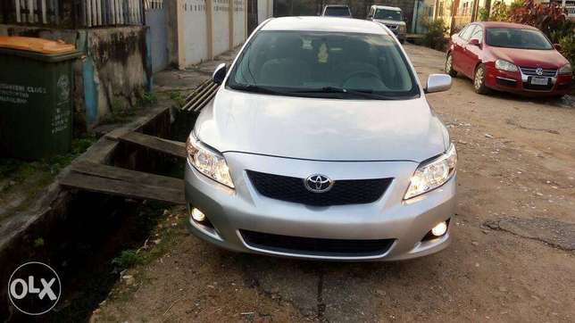 super clean american spec tokunbo corolla 2009 model for 2.55m Lekki - image 6