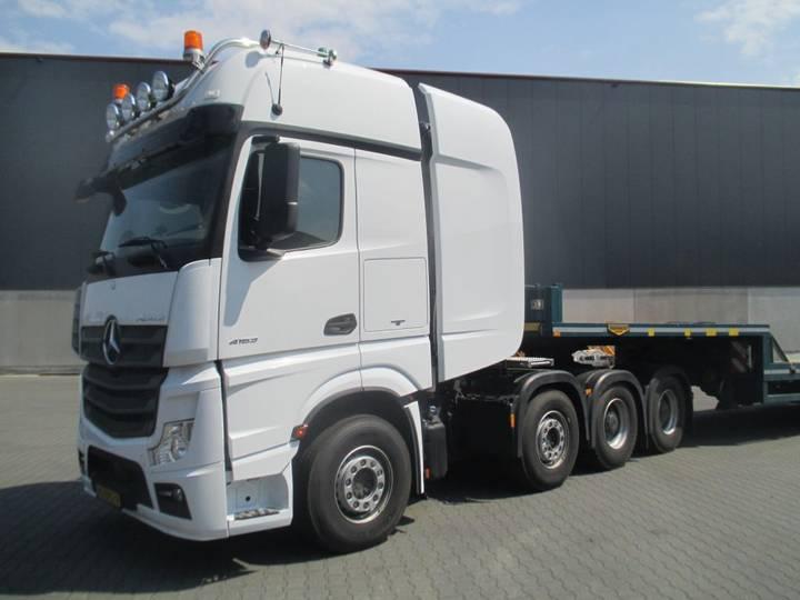 Mercedes-Benz MB 4163 , 250 tonner LS 8x4/4 - 2017