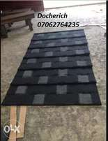 Buy your 2018 stone coated roofing sheet from docherich nig ltd